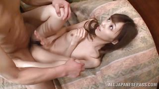 japanese babe loves a good fucking