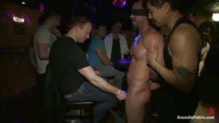going in the bar for cock sucking