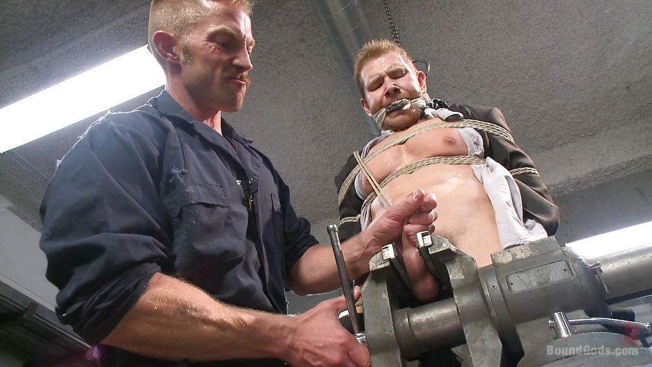 image Straight male milking gay he shot his blast