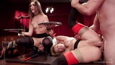 hot sex slaves get pounded