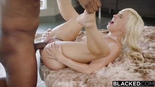 big black cock for a blonde beauty