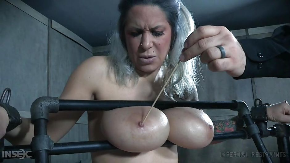 You Big boobed latina girl gets fucked damn, them