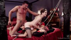 dirty bonded sluts get pounded