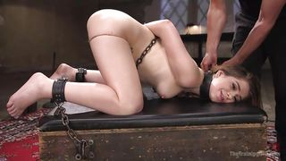 slutty joseline gets bonded and used