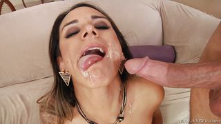 girls take big cum loads @ cumshots-anal required #04