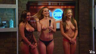nat faxon on playboy morning show @ season 1 ep. 543