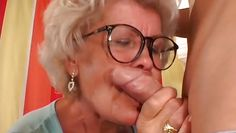 short sighted granny @ outrageous grannies