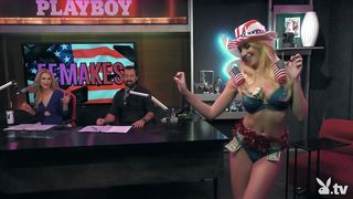 acting lessons on playboy morning show @ season 1 6, ep. 799