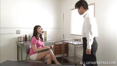 japanese teacher is such a naughty slut