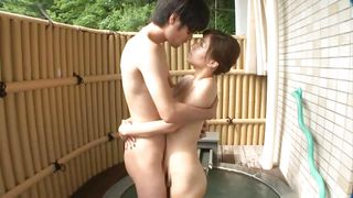 japanese cock in her slutty cunt