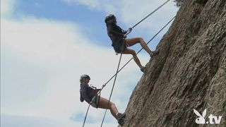 hot chicks climb high @ trip season 1, ep. 7