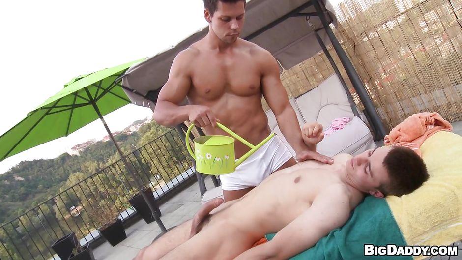 top massage Gay