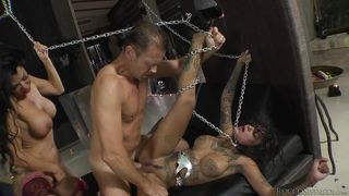 bonnie and slutty valerie crave for dick