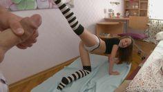 debbie is flexible and fuckable @ teen bliss #05
