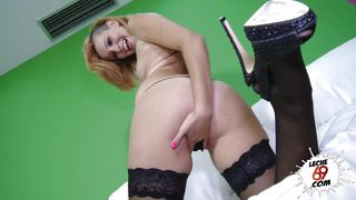 squirting spanish teen