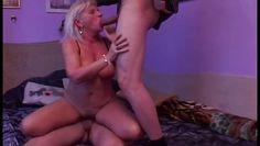 granny takes two cocks @ nursing home nymphos