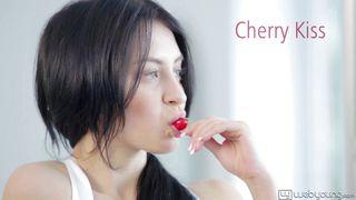 cherry lips girl