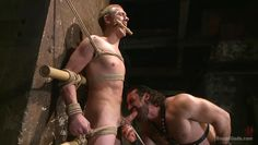 slutty zane gets bounded fiercely