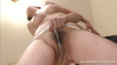 mature nippon pussy needs a hard one