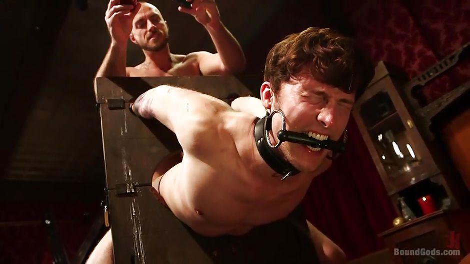 Free gay male bondage slaves