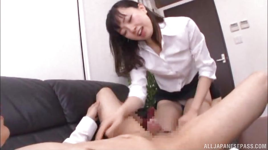 Babe Boss Employee With Great Banana Sex