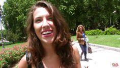 puta locura latina teen picked up on madrid streets