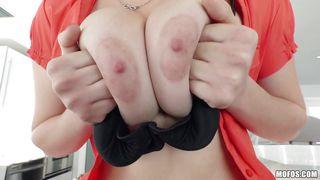 seductive ashley sucking dick