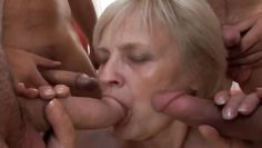 a very busy grandma @ we wanna gangbang your grandma #04