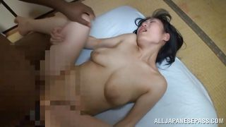 mature filled up with black meat