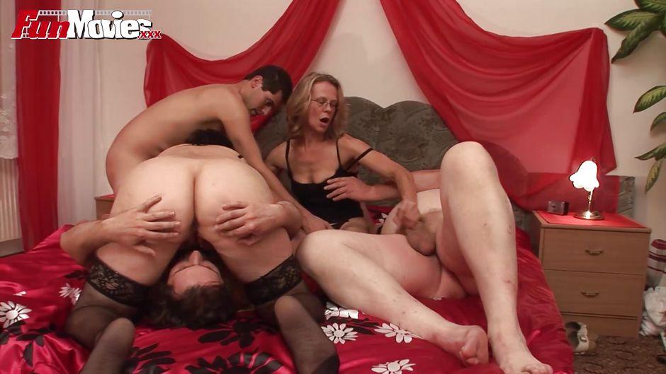 секс зрелых на любительскую камеру