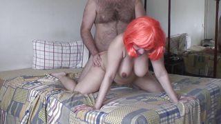 puta locura pregnant busty amateur latina for creampie
