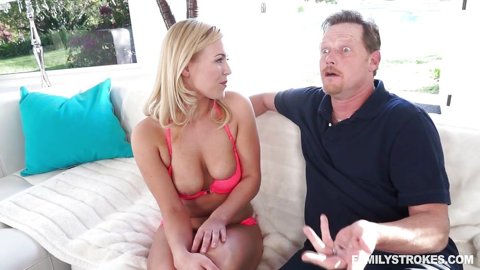 Uncle fuck seducing summer day 1