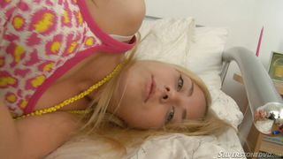 blonde teen ready to please her partner @ teen bliss #08