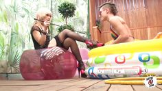 leche 69 hot spanish lesbians in the public