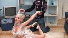 flexi sex with skinny ballerina