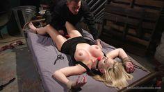 luscious alena got tied