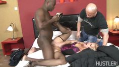 nomi gets her pussies and ass pounded
