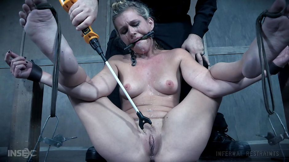 restriant orgasm cock