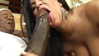 busty brazilian milf first anal monster