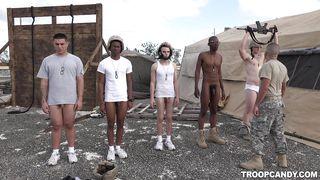 Humiliating naked #14