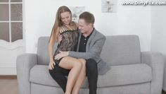 attractive courtesan offering sexual favors