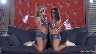 American Babes Get Naughty