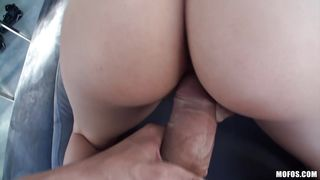 Perfect Ass Mandy Sky Getting Fucked From Behind PornZek.Com