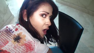 Latino Babe Getting Fucked In Many Ways PornZek.Com