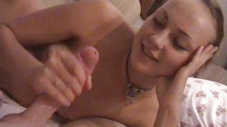 Amazing Blowjob By A Hot Babe! PornZek.Com
