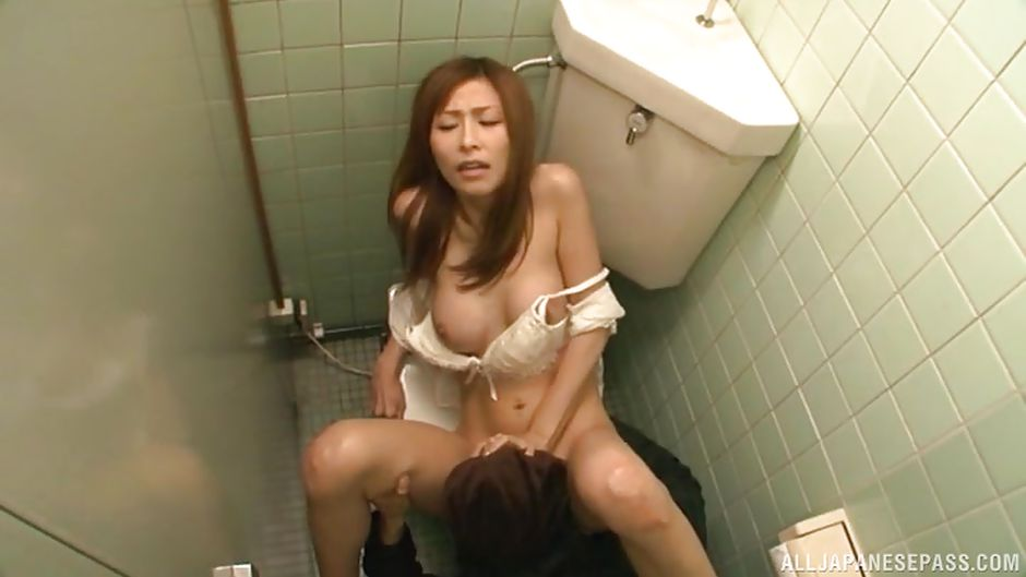 Asian Flashing Pussy Public