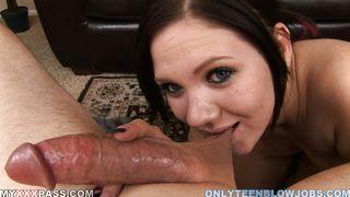 Hot Little Slut Corin Nibbles Some Nuts! PornZek.Com