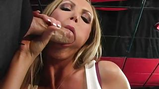 Mofos Network-Blonde Lady Brushes Her Teeth With A Dick PornZek.Com