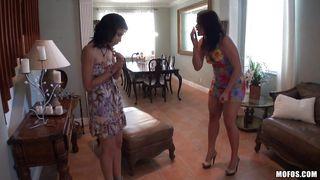 Raquel Gets A Little Help From Her Friends PornZek.Com