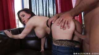 Brunette Milf Diamond Foxxx Getting Fucked